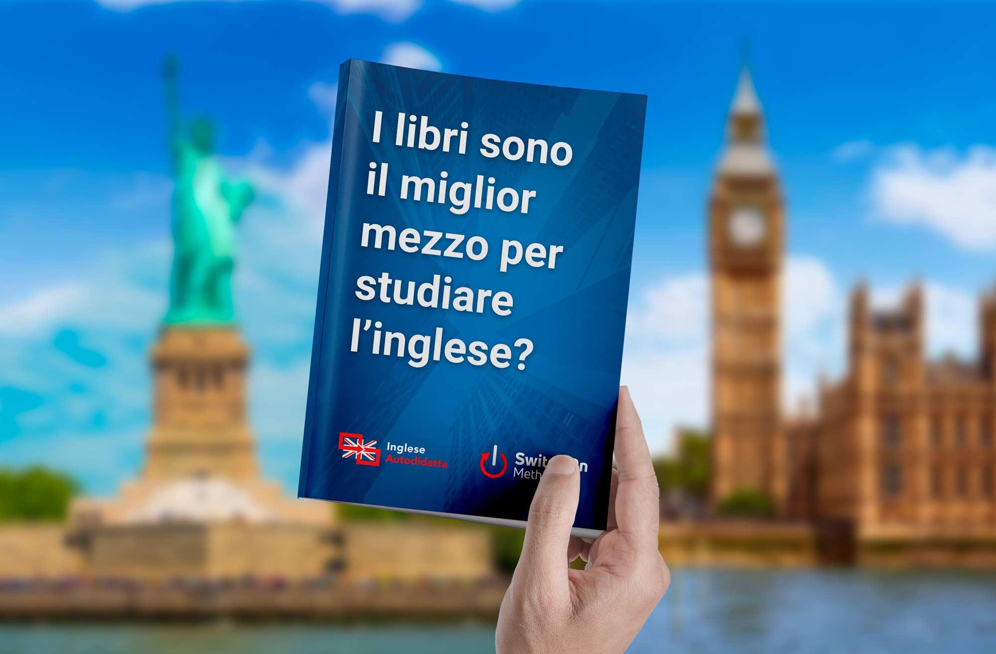 imparare inglese dai libri